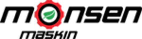 Monsen Maskin AS logo