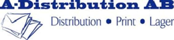 A-Distribution AB logo
