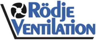 Rödje Ventilation AB logo