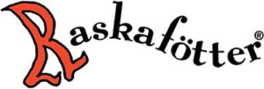 Raskafötter Skoskydd logo