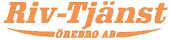 Rivtjänst Örebro AB logo