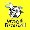 Gressvik Pizza Grill logo
