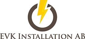 Evk-Installation AB AB logo