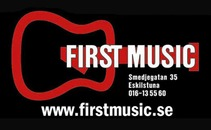 First Music logo