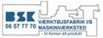 BSK Værktøjsfabrik Maskinværksted logo