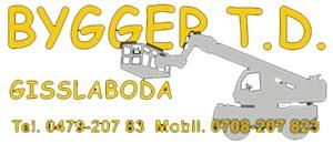 Bygger TD AB logo