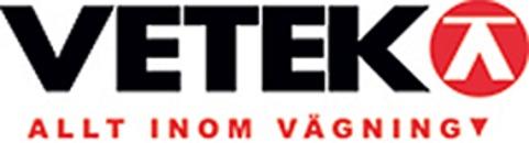 Vetek AB logo