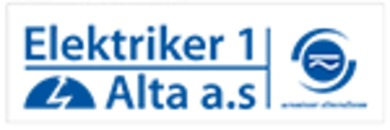 Elektriker 1 Alta AS logo