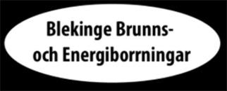 Blekinge Brunns- Och Energiborrningar logo
