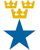 Svenska Blå Stjärnan logo