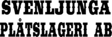 Svenljunga Plåtslageri AB logo