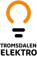 Tromsdalen Elektro AS logo