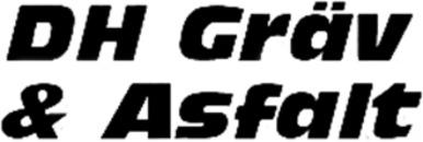 DH Gräv & Asfalt logo