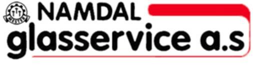 Namdal Glasservice A/S logo