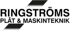 Ringströms Plåt Och Maskinteknik logo