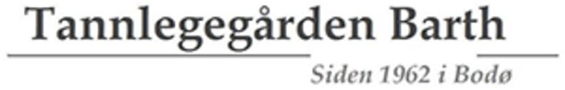 Tannlegegården Barth AS logo
