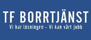 TF Borrtjänst AB logo