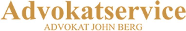 Advokatservice Fri rettshjelp logo