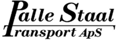 Palle Staal Transport ApS logo