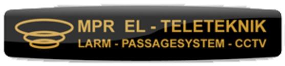 MPR El-Teleteknik AB logo