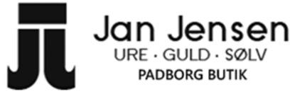 Jensen Ure, Guld og Sølv logo