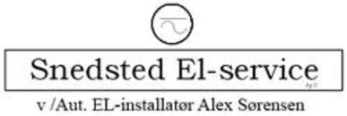 Snedsted El-Service ApS logo