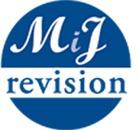 MiJ Revision AB logo