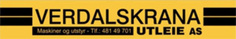 Verdalskrana Utleie AS logo