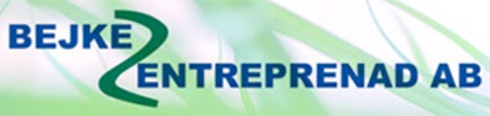 Bejke Entreprenad AB logo