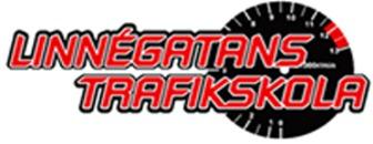 Linnégatans Trafikskola logo