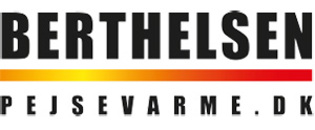 Berthelsen Pejsevarme logo