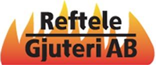 Reftele Gjuteri AB logo