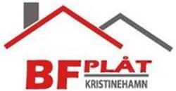B F-Plåt AB logo
