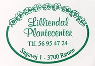 Lilliendal Plantecenter logo