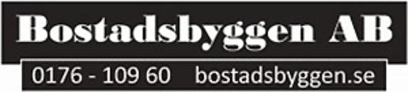 Bostadsbyggen AB logo