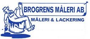 Brogrens Måleri AB logo