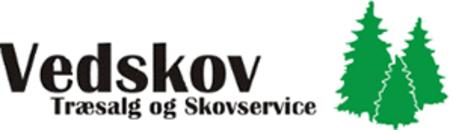 Vedskov Træsalg logo
