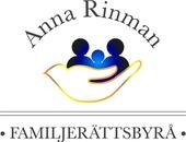 Anna Rinman Familjerättsbyrå (Kindstugruppen) logo