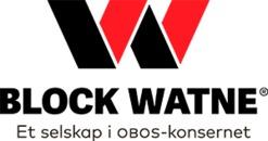 Block Watne Hønefoss logo