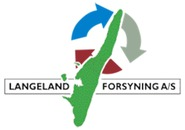 Langeland Forsyning A/S logo