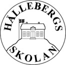 Hällebergsskolan logo