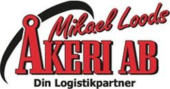Mikael Loods Åkeri AB logo