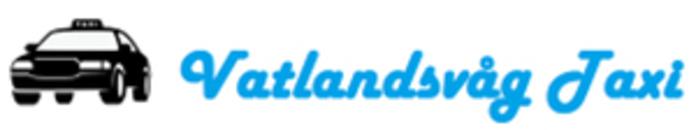 Vatlandsvåg Taxi logo