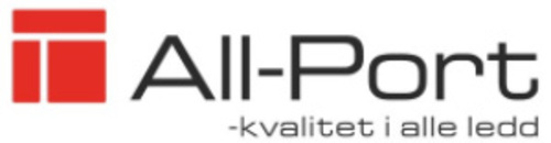 All-Port AS logo