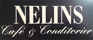 NELINS Café & Conditorier logo
