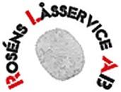 Roséns Låsservice AB logo