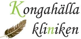 Kongahällakliniken logo