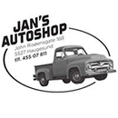 Jan's Autoshop AS logo