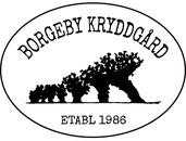 Borgeby Kryddgård logo