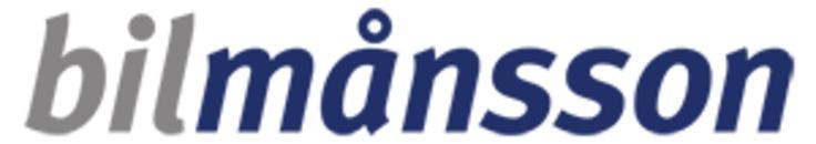 Bilmånsson i Ängelholm logo